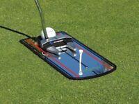 Golf Mirror - Putting Training Aid - NEW