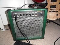 25 watt electric guitar amp