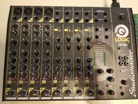 Sound Mixer studiomaster logic twelve High Z Plus