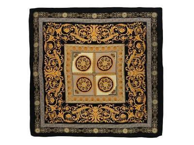 Large Square Silk Scarf 36x36