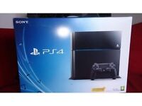 wanted playstation 4 or xbox one consoles console