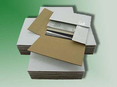 25 Variable Depth 45 Rpm Record Album Mailer Shipping Boxes