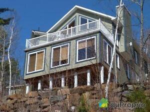 445 000$ - Maison 3 étages à vendre à La Conception