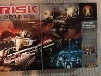 Risk 2210 A.D. Game