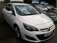 Vauxhall Astra 1.7CDTi 16v ecoFLEX Tech Line