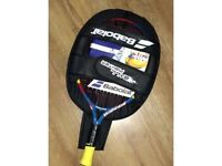 Kids Babolat Tennis Racket with Cover - Brand New!