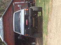 1995 GMC C/K 2500 Sle Pickup Truck diesel