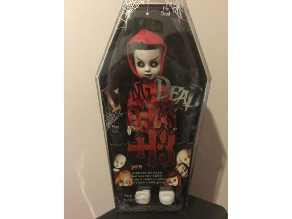 Living Dead Dolls Jacob Series 13 - Opened - Like New