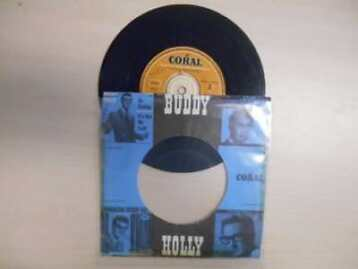Single vinyl / 7 inch - Buddy Holly - Changing All Those C..