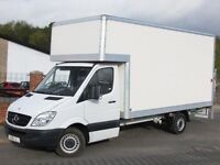 Man and van Hire Service 24/7 Available on short notice