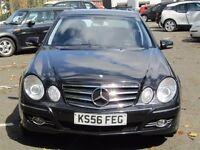 Mercedes e class e270 cdi diesel 3 lit