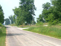 Country Building Lot , Harold Road , Stirling Rawdon Township