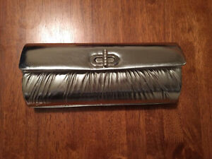 Silver Clutch with Strap London Ontario image 1