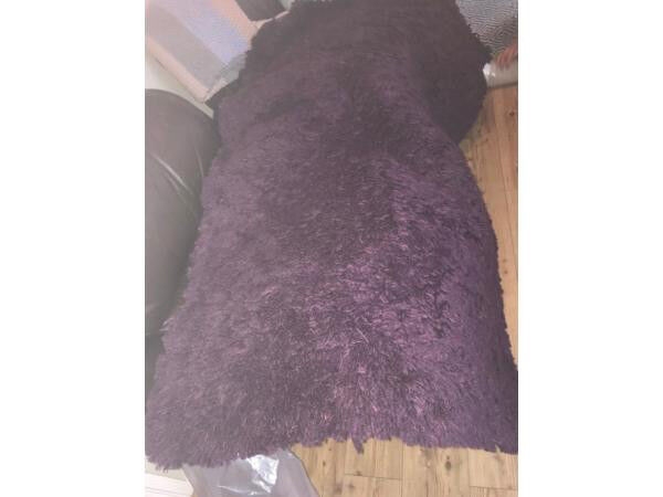 Rug for sale vgc no smells as only down two days