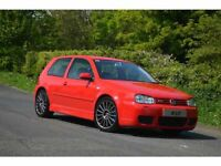 Volkswagen Golf R32 mk4 RED Immaculate condition
