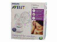 Philips AVENT SCF310/20 Natural Manual Breast Pump
