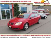 2008 Pontiac G5 SE is a Sporty Drive that's Great on gas!