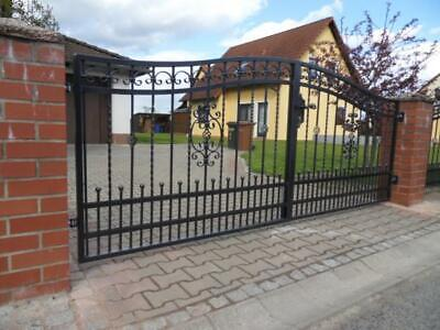 Wickets Garden House Classic Fence Door Gate 433 Iron According To Measure