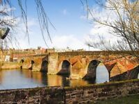 Dumfries 2 Bedroom first floor Flat for Sale Riverside Location offers around 70,000