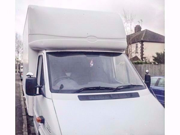 Big Van & Man from £20 -Long Wheel Base Luton Van with tail lift for Move/Removal/Haulage/Deliveries