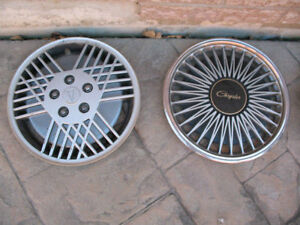 Wheelcovers Chrysler, Pontiac, Ford/ $5.00 each