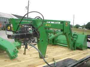 Wanted: Front End Loader to fit John Deere 2750 (245, 146, etc)