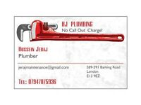 Honest & Reliable plumber with free estimates. Based in East London!!