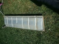 sweptline gas tank. good condition