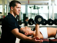 Special - Free memberhip special with personal training!