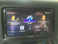 Kenwood Excelon DDX790   touchscreen gps app