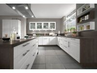 Kitchen furniture and custom-made furniture, many variants of color and pattern including design.