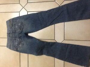 Rock & Republic jeans or silver jeans price reduced! Edmonton Edmonton Area image 5