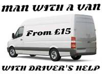 MAN WITH VAN & RUBBISH / WASTE REMOVAL SERVICES