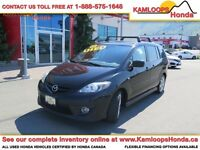 2008 Mazda5 GT *Roof Rack, Fog Lights, Spacious Cabin*