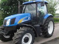 Wanted New Holland tractor