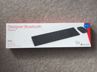 Microsoft Designer Bluetooth keyboard & mouse