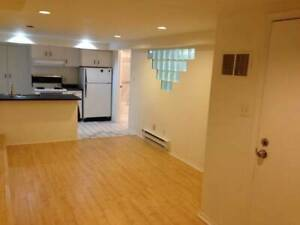 $1950 Spacious Basement Apartment Davenport and DuPont