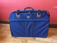 Blue Suitcase - Like New