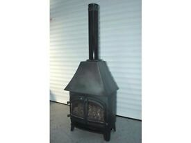 VILLAGER MK 2 B GAS FIRE / STOVE