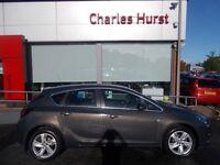 2013 Vauxhall Astra SRI (cat d ) bargain