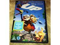 DISNEY UP DVD