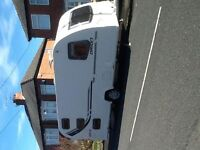 Bailey Orion 450-5 5 Berth ALUTECH Caravan with AIR AWNING