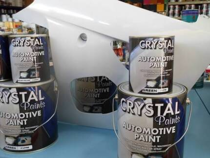 TRUCK BODY PAINT 4 LITRE 1 PAC ROLLABLE , IDEAL FOR ONSITE JOBS
