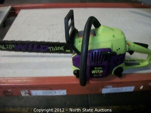 poulan 18 inch chainsaw works great