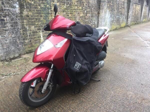 2006 Honda Dylan 125cc Scooter Learner 125 Cc Moped Needs
