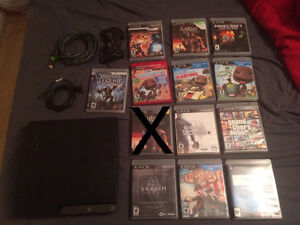 PS3 console and more