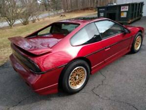 1988 Pontiac Fiero GT  Free Winter Storage