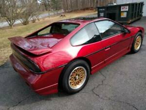 1988 Pontiac Fiero GT  Free Winter Storage