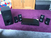 Home Cinema System AV Amp with Surround Sound by LG