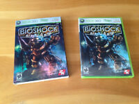 Bioshock with Slipcover Xbox 360